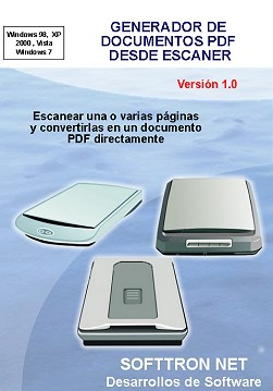 Captura escaner y guarda PDF